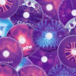 10 psytrance cd cover templates