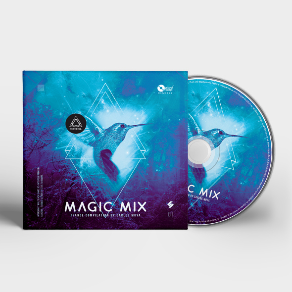 magic cd cover art