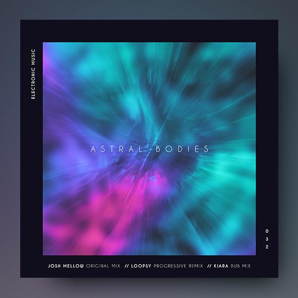 psybient album cover design