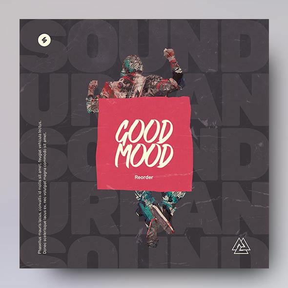 good mood album artwork