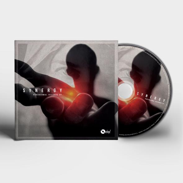 creative techno cd cover template