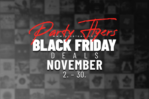 party flyer templates sale