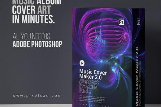 Music Album Cover Maker