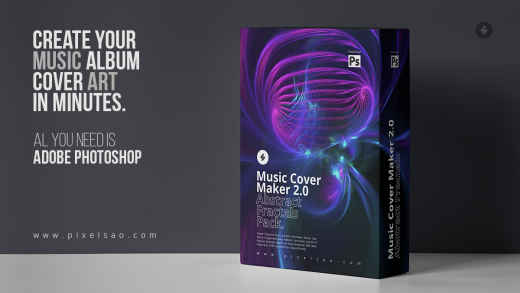 music album cover maker 2