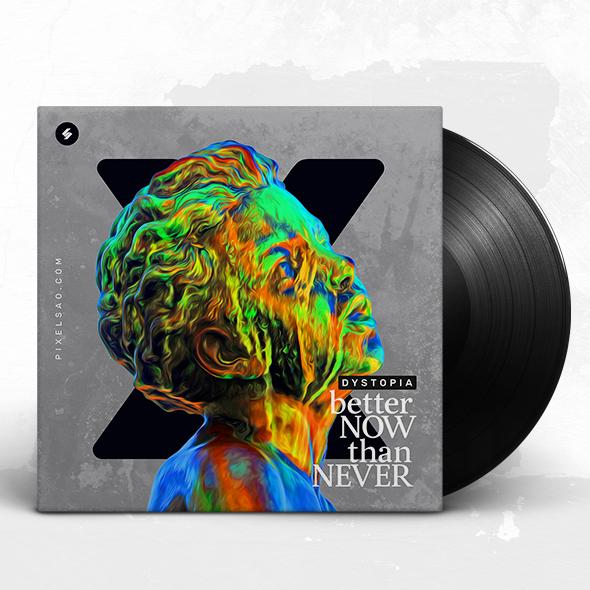 creative album cover